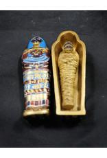 "Egyptian Statue - Saqqara Mummy 4"""