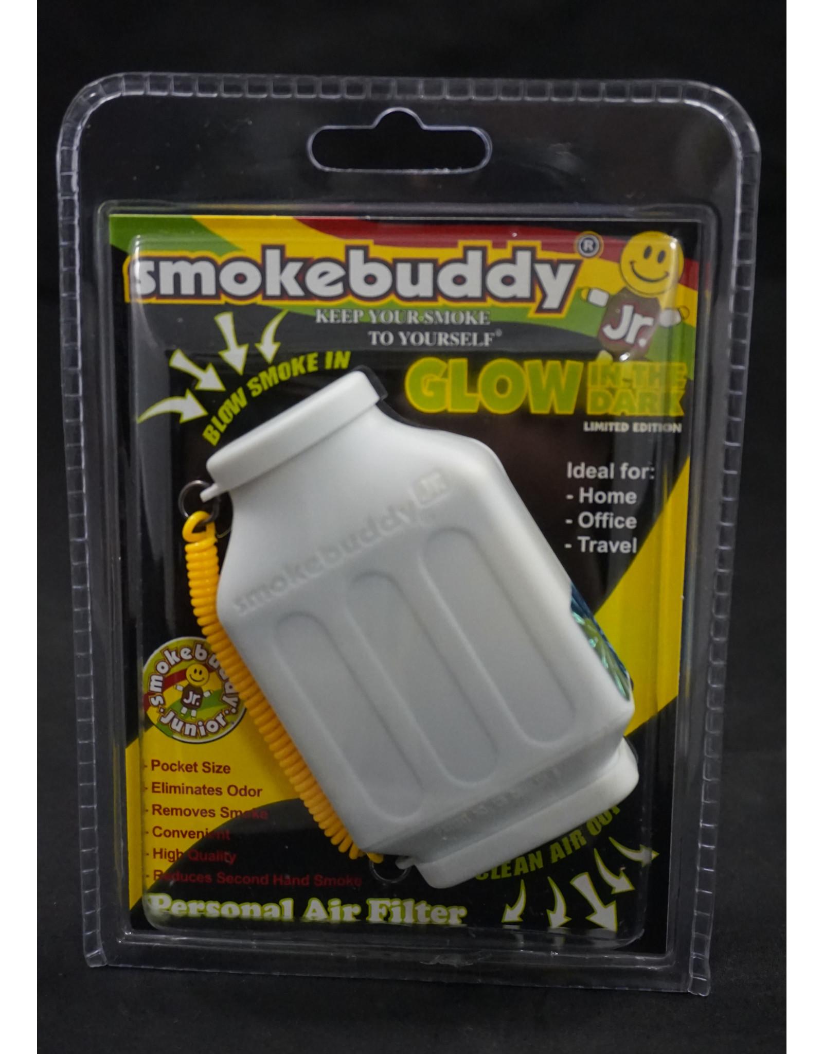 Smoke Buddy Smoke Buddy Junior White Glow in Dark