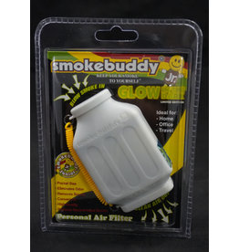 Smoke Buddy Smoke Buddy Junior White Glow in Dark