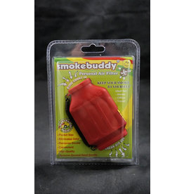 Smoke Buddy Smoke Buddy Junior Red