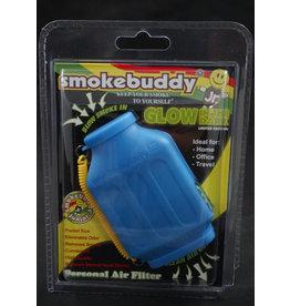 Smoke Buddy Smoke Buddy Junior Blue Glow in Dark