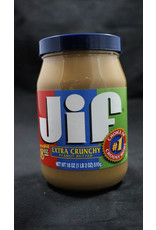 Jif Creamy Reduced Fat Diversion Safe