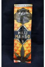 Billionaire Hemp Wraps - Mango