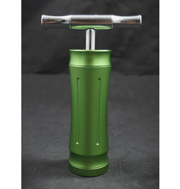 Grindhouse Grindhouse T-style Pollen Press - Green
