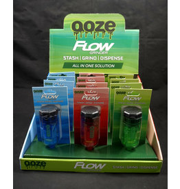 Ooze Ooze Flow Grinder Green