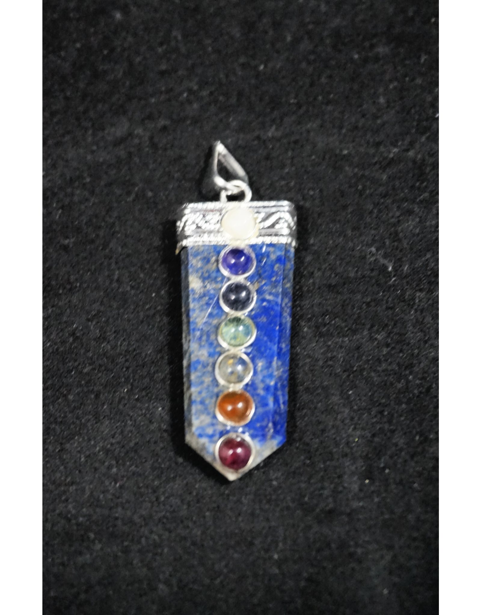 Lapis Lazuli Chakra Pendant