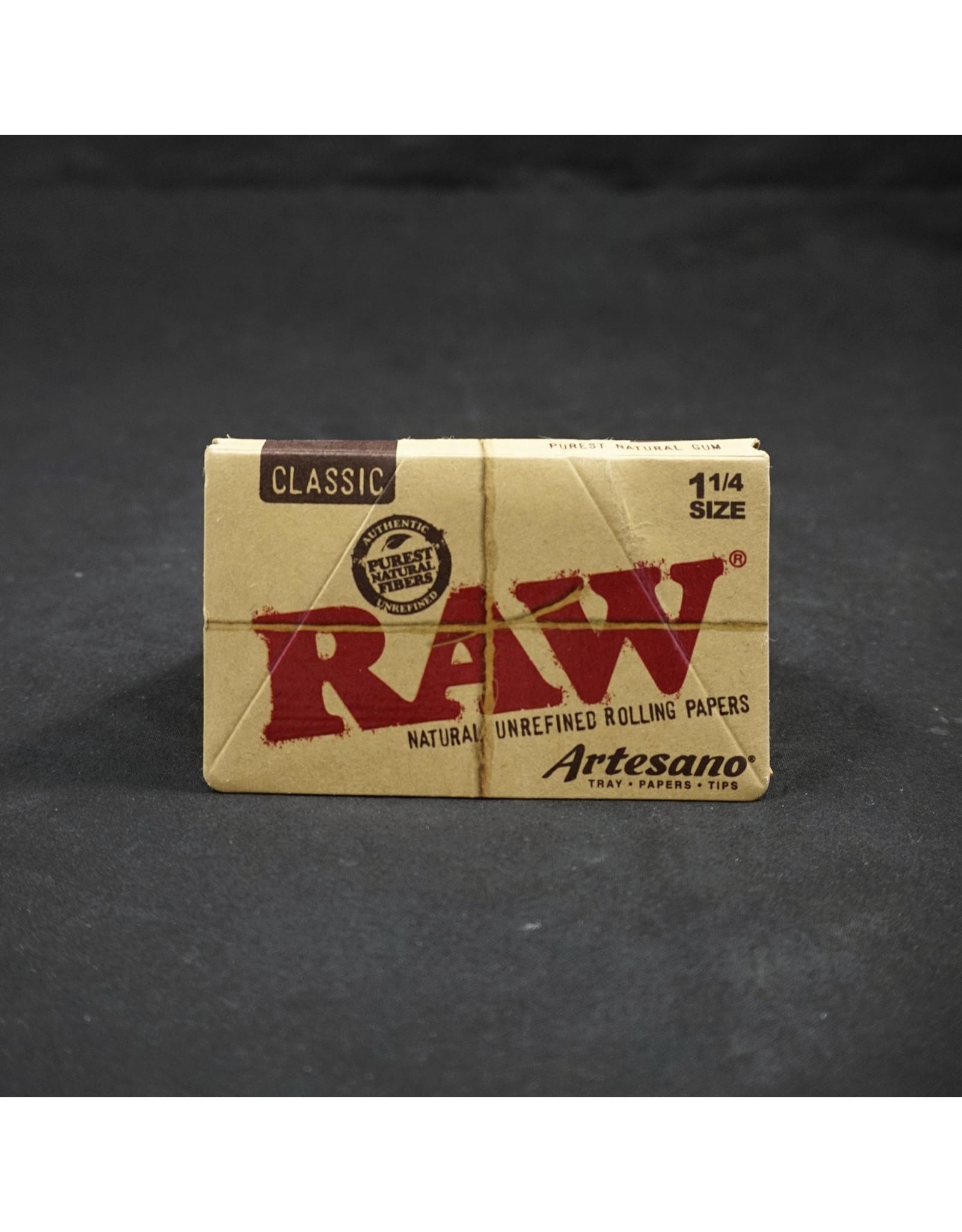 Raw Raw Classic  1.25 Artesano