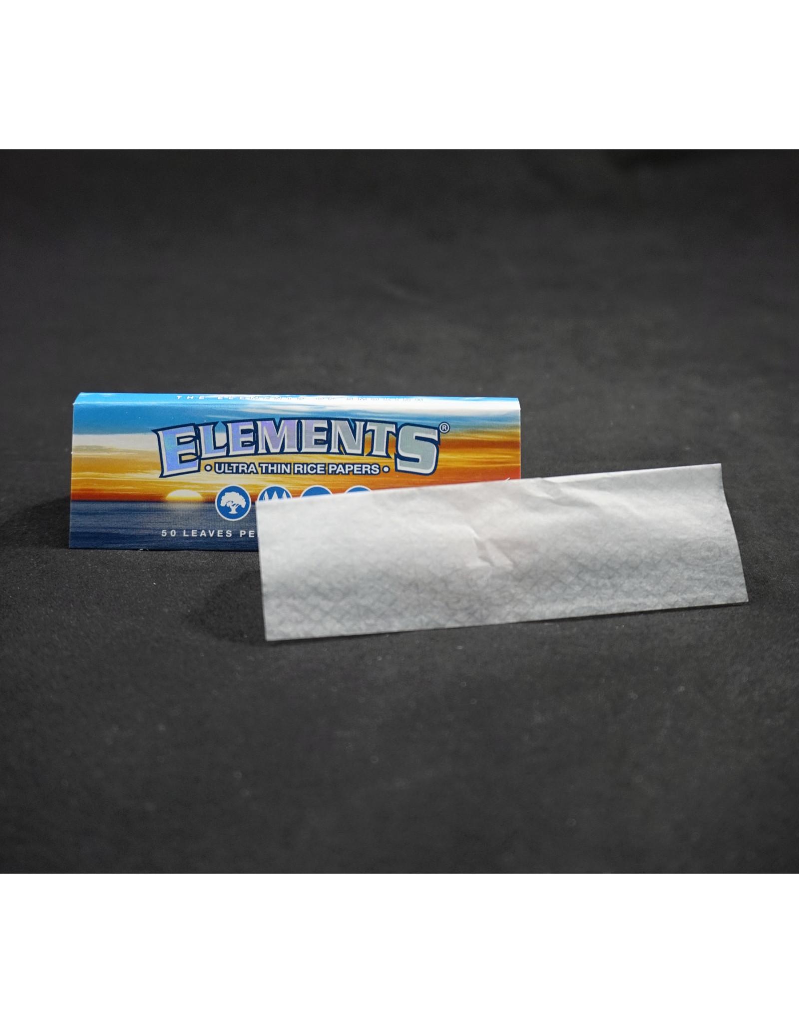 Elements Elements Papers 1.25