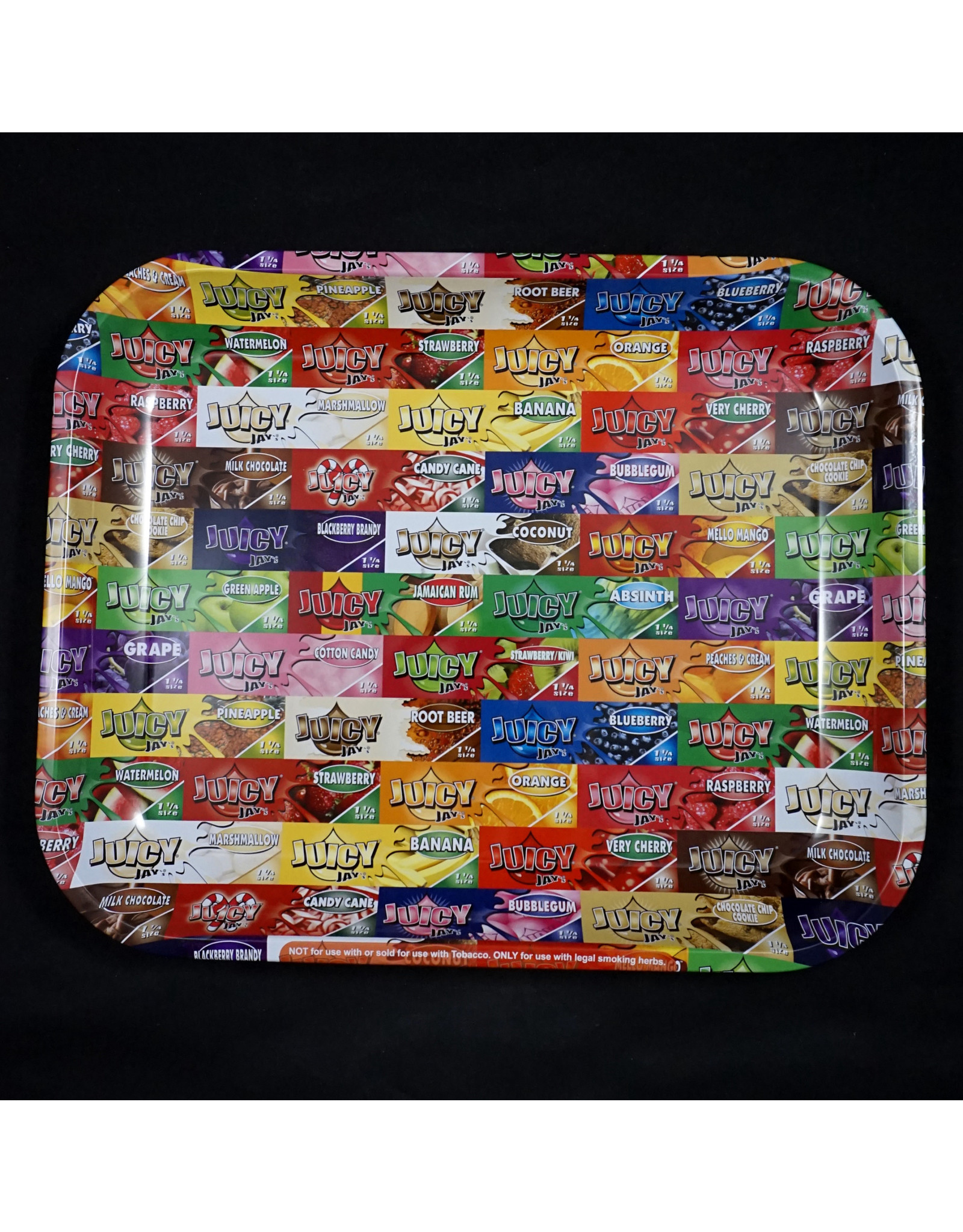 Juicy Jay's Metal Rolling Tray - Large