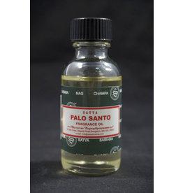 Satya Satya Fragrance Oil - Palo Santo