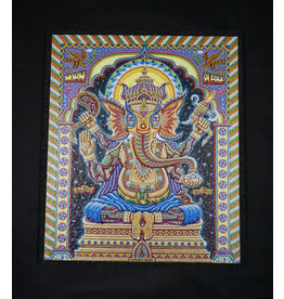 "Mood Mats Chris Dyer 12"" Jai Ganesha Mood Mat"