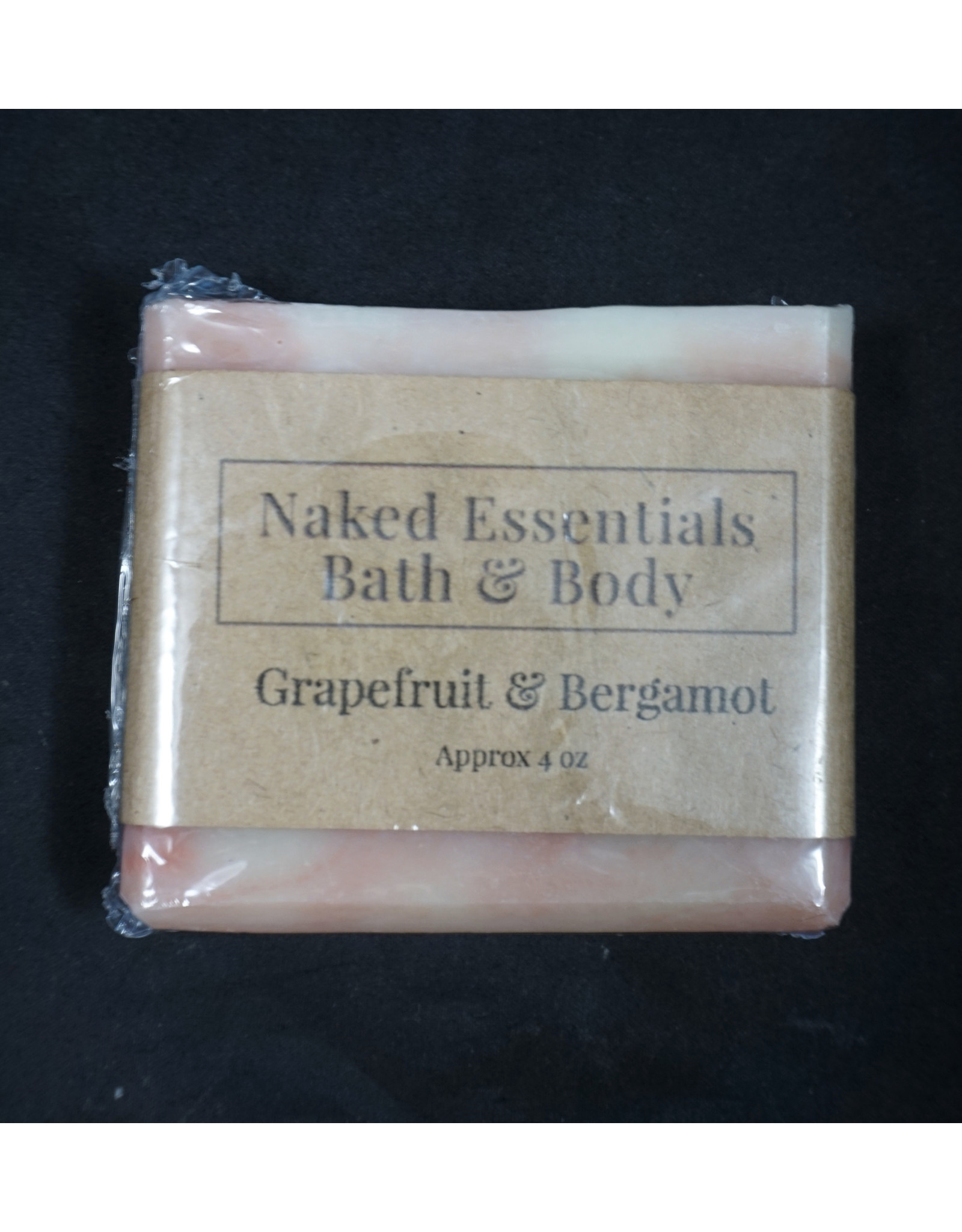 Naked Essentials Naked Essentials - Grapefruit Bergamot
