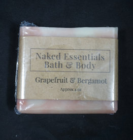 Naked Essentials Naked Essentials - Grapefruit Bergamot