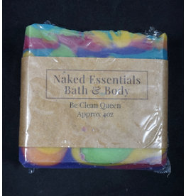 Naked Essentials Naked Essentials – Be Clean Queen