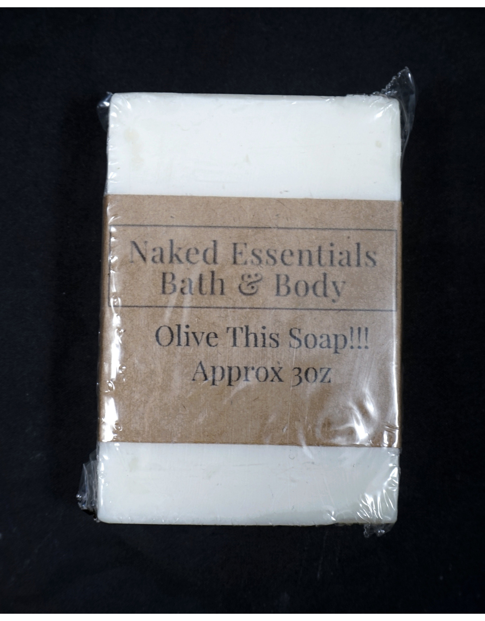 Naked Essentials Naked Essentials – Olive This Soap!!!!!