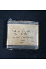 Naked Essentials Naked Essentials - Sandalwood Patchouli