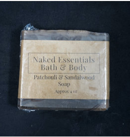 Naked Essentials Naked Essentials - Sandalwood Patchouli
