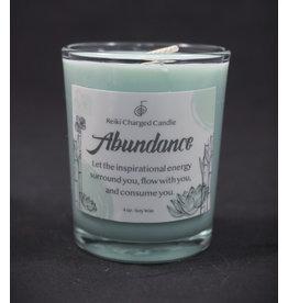 Reiki Candle - Abundance