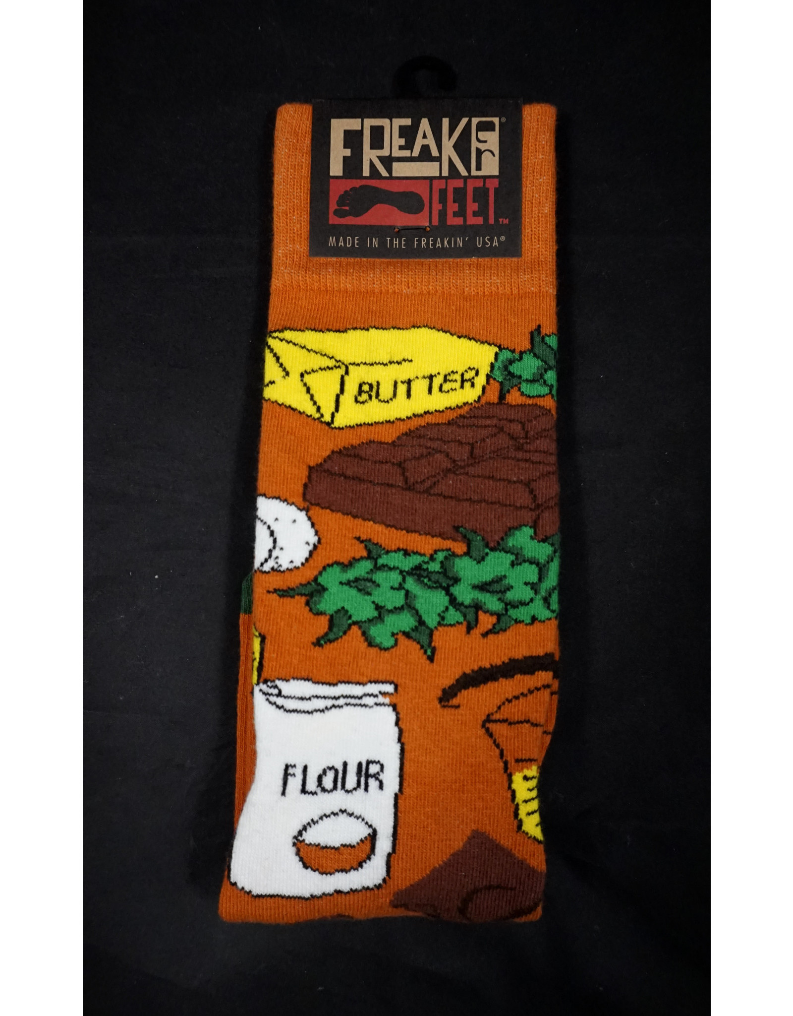 Freaker Socks - Magic Brownie