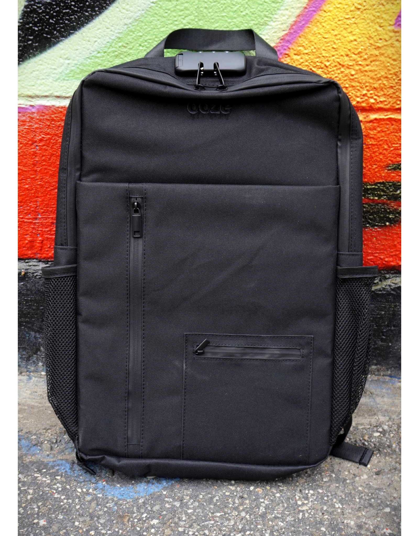 Ooze Ooze Traveler Series Smell Proof Backpack - Classic