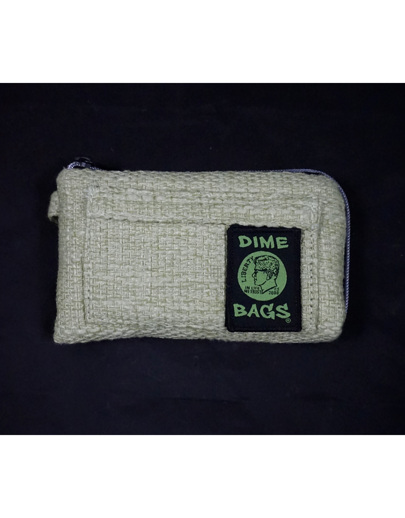 """Dime Bags Dime Bags 5"""" All-in-One Pouch - Forest"""