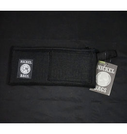 Dime Bags Dime Bags 9″ Zippered Pouch – Black