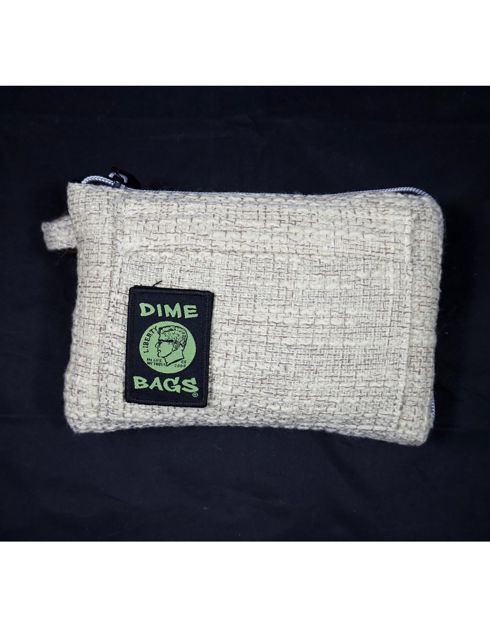 """Dime Bags Dime Bags 8"""" All-in-One Pouch - Tan"""