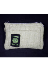 """Dime Bags Dime Bags 8"""" All-in-One Pouch - Green"""