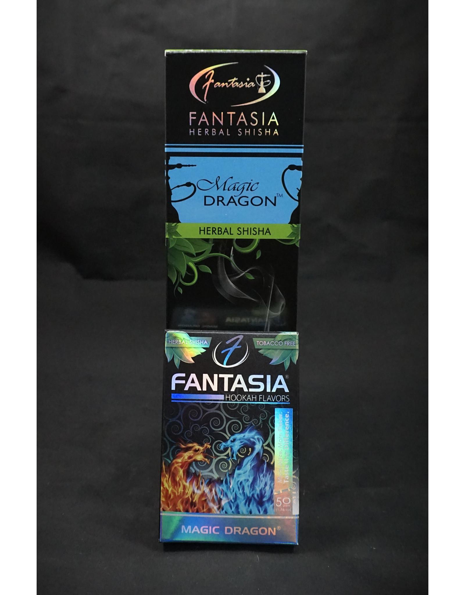 Fantasia Herbal Shisha - Magic Dragon