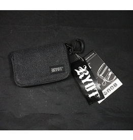 "RYOT RYOT Smell Safe Soft Krypto - Kit 4.65"" x 3"" - Black"