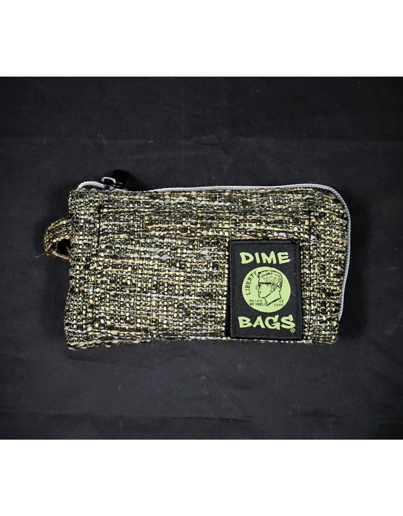 "Dime Bags Dime Bags 7"" All-in-One Pouch - Timber"