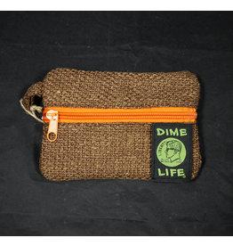 "Dime Bags Dime Bags 6"" Zip Line - Brown"