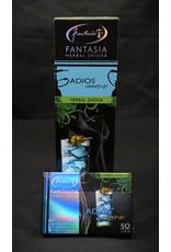 Fantasia Herbal Shisha - Adios