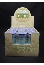 Echo Naturals Votive Candle - Lavender Sage