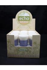 Echo Naturals Votive Candle - Lavender Mist