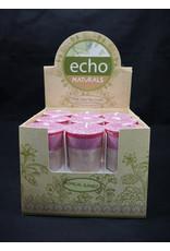 Echo Naturals Votive Candle - Tropical Sunset