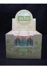 Echo Naturals Votive Candle - Honeydew Gardenia
