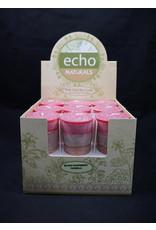 Echo Naturals Votive Candle - Black Raspberry Vanilla