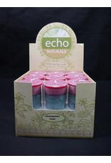 Echo Naturals Votive Candle - Cranberry Pine