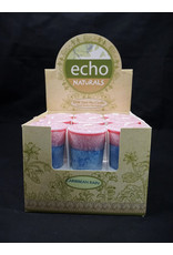 Echo Naturals Votive Candle - Caribbean Rain