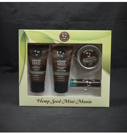 Earthly Body Hemp Seed Mini Mania Gift Set - Guavalava