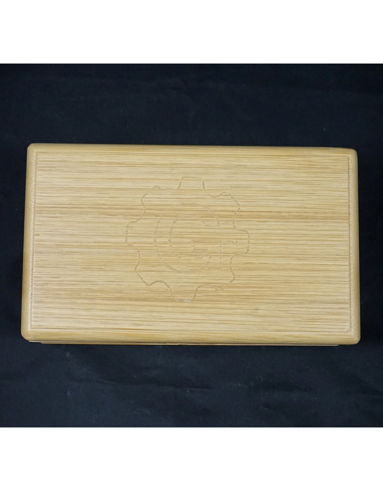 Grindhouse Grindhouse Bamboo Sifter Box - Medium 4x6.5