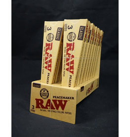 Raw Raw Classic KS Peacemaker Cones 3pk