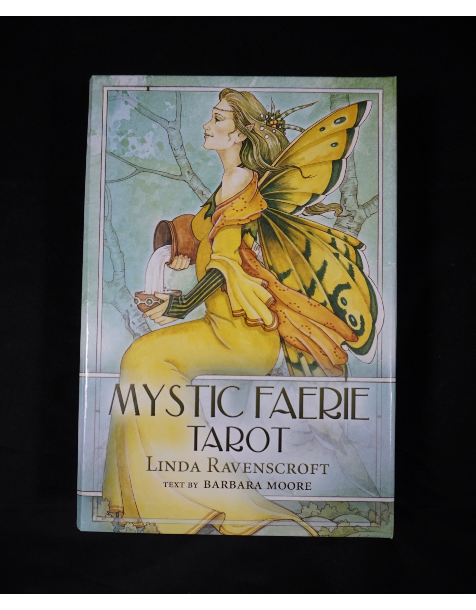 Mystic Faerie Tarot by Barbara Moore