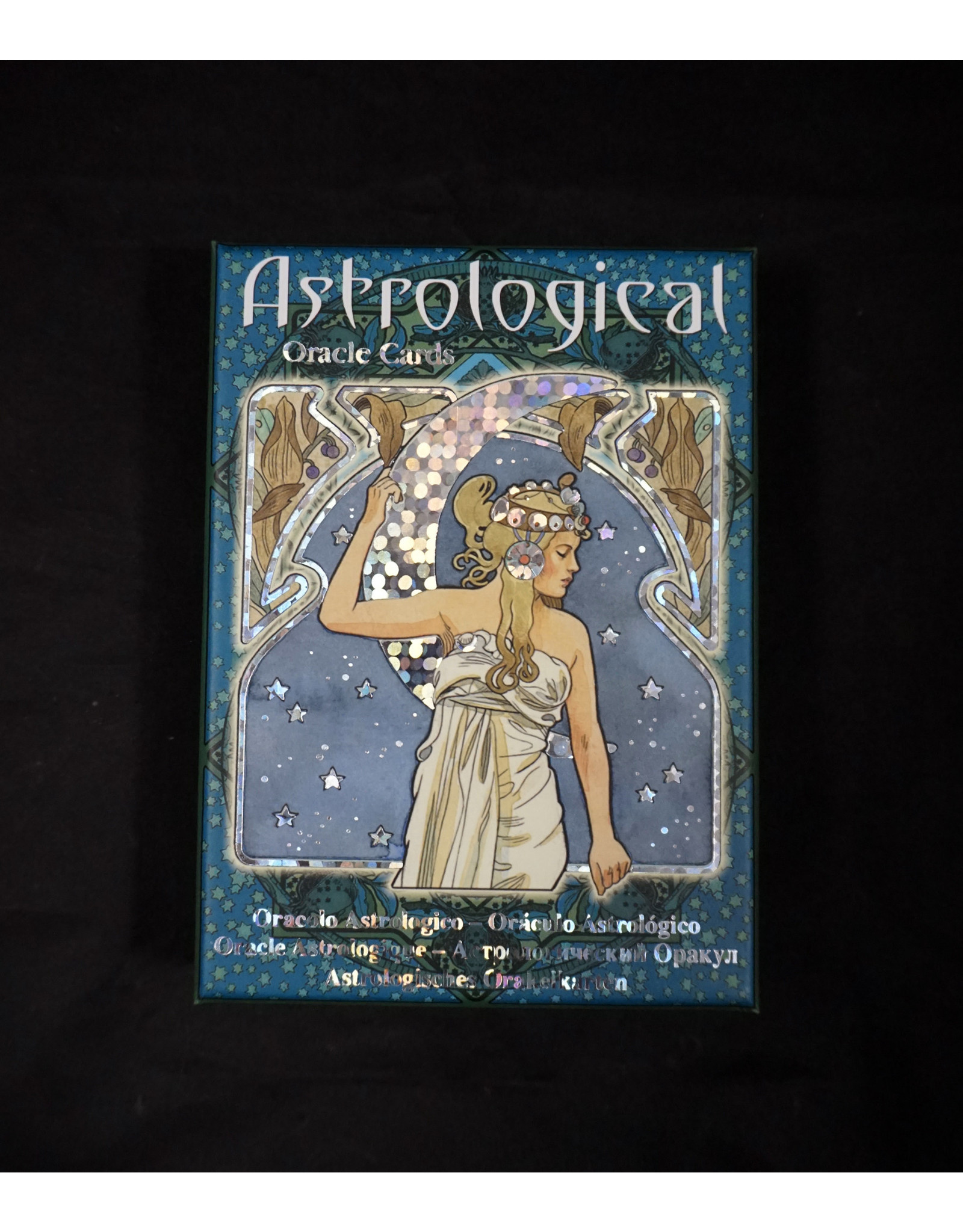 Astrological Oracle by Lunaea Weatherstone