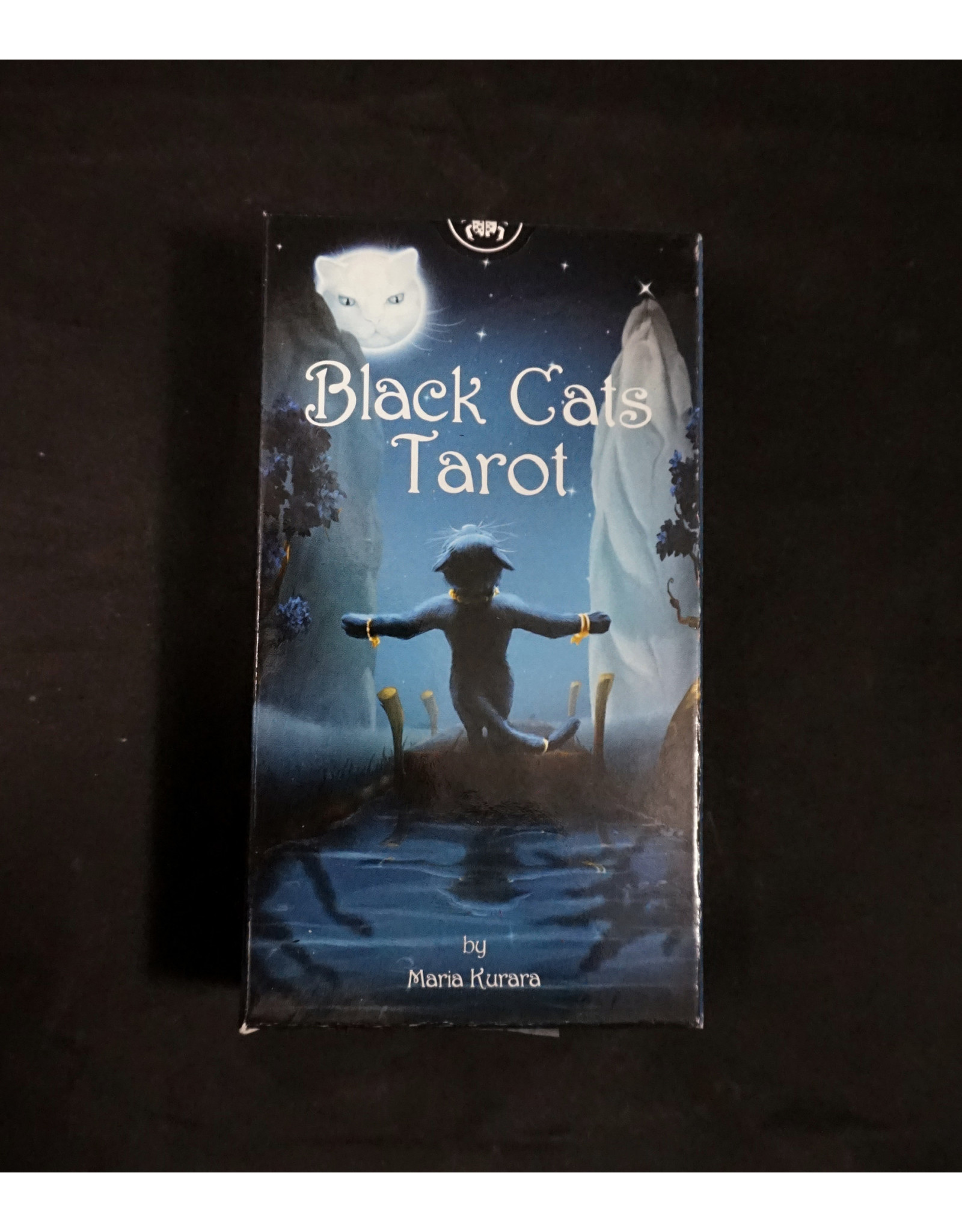Black Cats Tarot by Lo Scarabeo