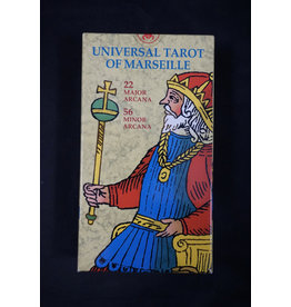 Universal Tarot of Marseille by Lo Scarabeo