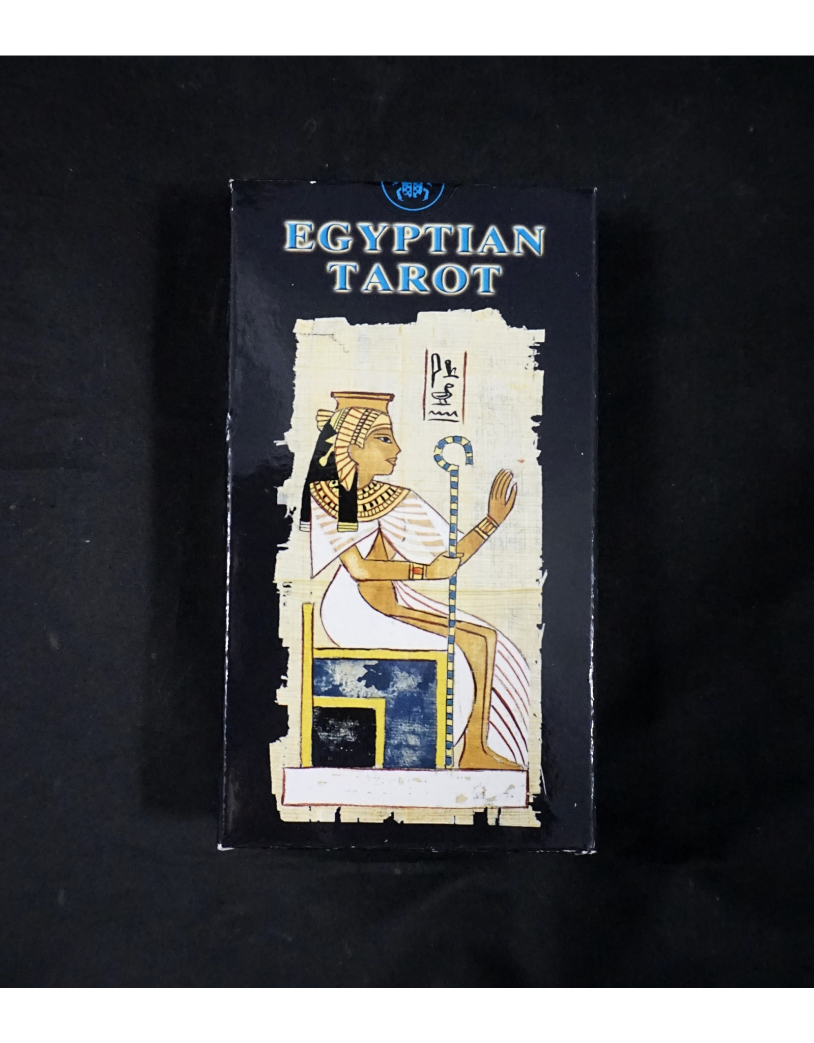 Egyptian Tarot Deck by Lo Scarabeo