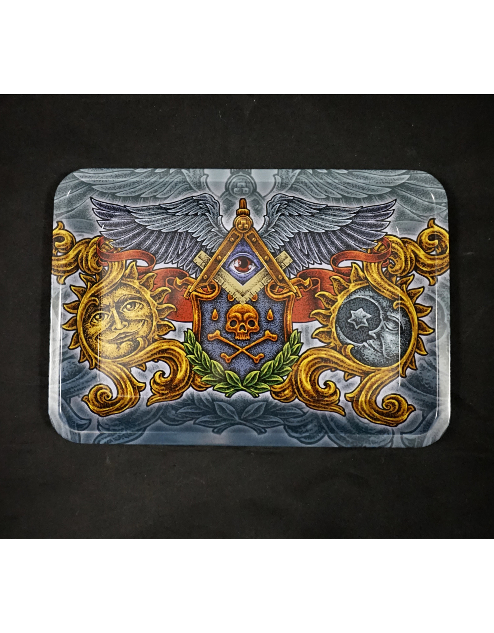 Elements Small Rolling Tray