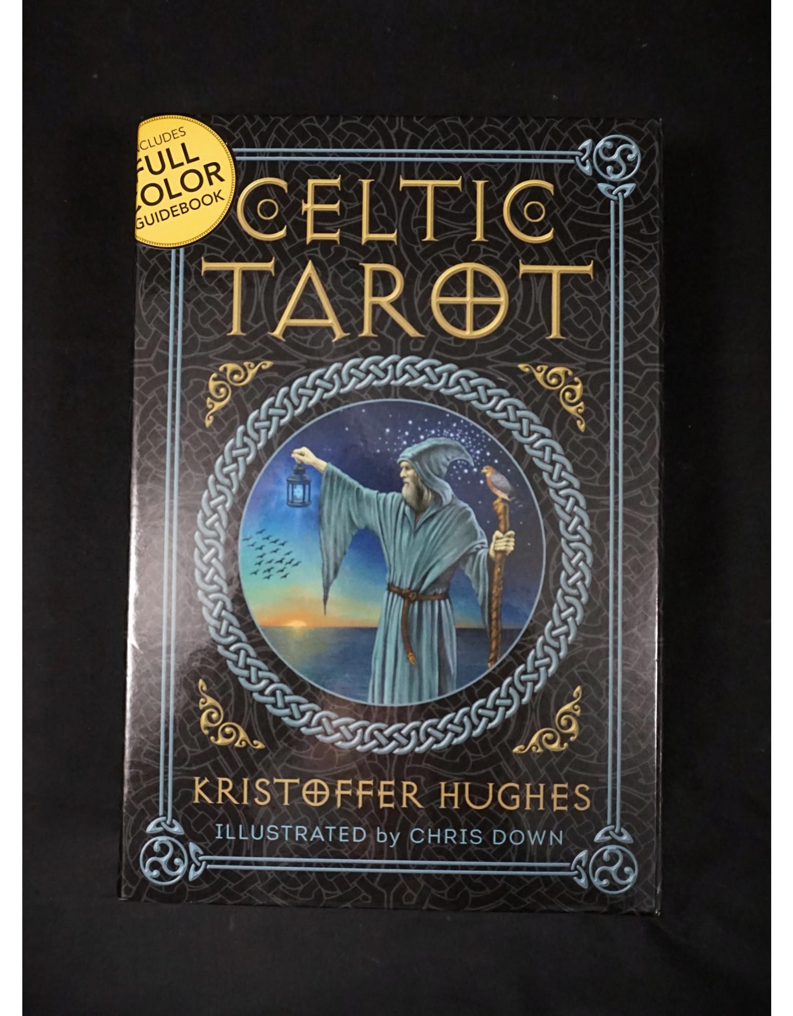 Celtic Tarot by Kristoffer Hughes